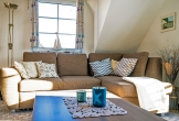 Sofa, ausziehbar zum Schlafsofa