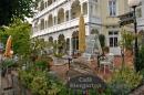 Café und Biergarten in Sellin
