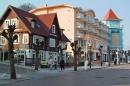 Flaniermeile Wilhelmstraße in Sellin