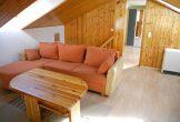 Sitzecke mit Sofa