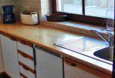 Küche komplett eingerichtet