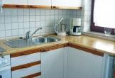 separate Küche . . .