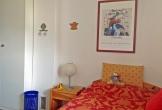 Zweites Schlafzimmer . . .