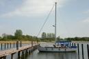 Bootsanleger Naturhafen Gustow