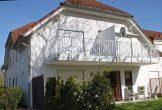 Teil von Haus W mit Terrasse der Wohnung W06