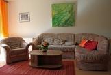Sitzgarnitur mit ausziehbarem Sitzsofa