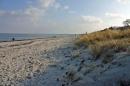 Der Strand vom Seebad Juliusruh