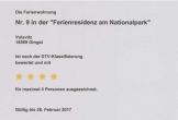 4-Sterne-DTV-Zertifizierung