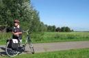 Die Fahrradtour kann beginnen