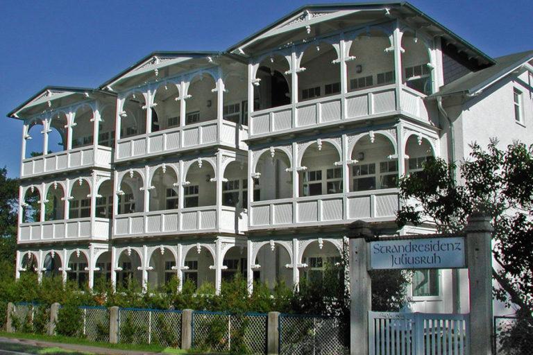 Strandresidenz Juliusruh Haus I