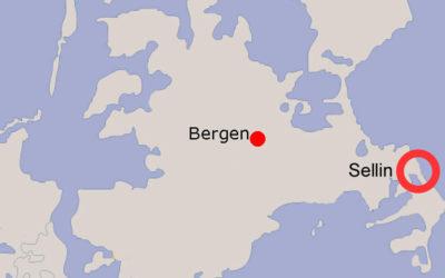 Rügen Ferienwohnungen - Lagekarte Sellin