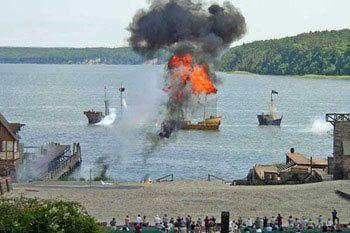 Stoertebeker Explosion