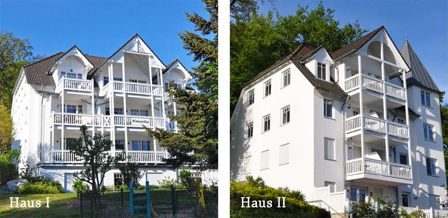 Parkresidenz Concordia Haus 1 und 2