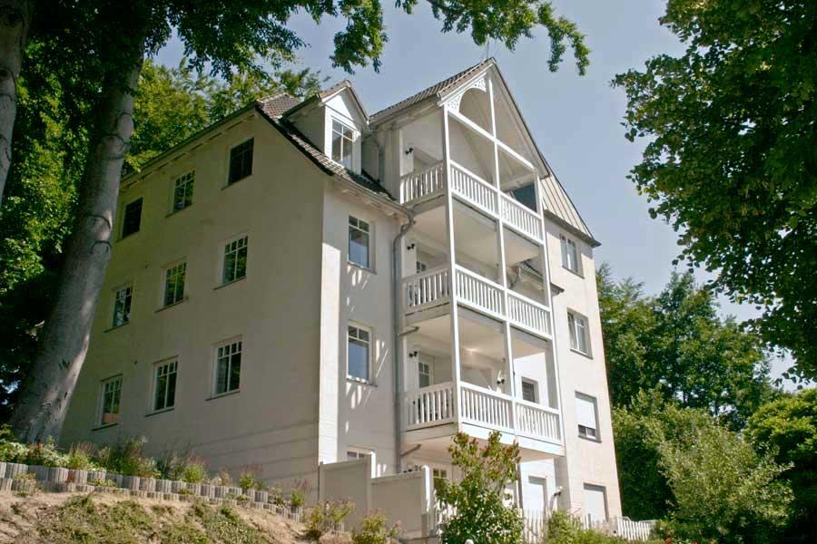 Parkresidenz Concordia in Sellin Haus II