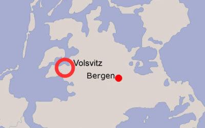 Lagekarte Volsvitz