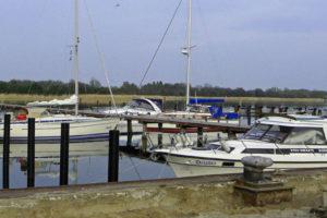 Segelhafen Gustow