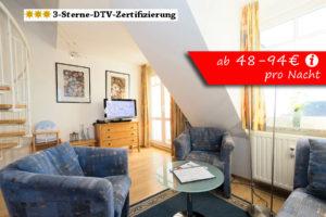Wohnzimmer Fewo 22