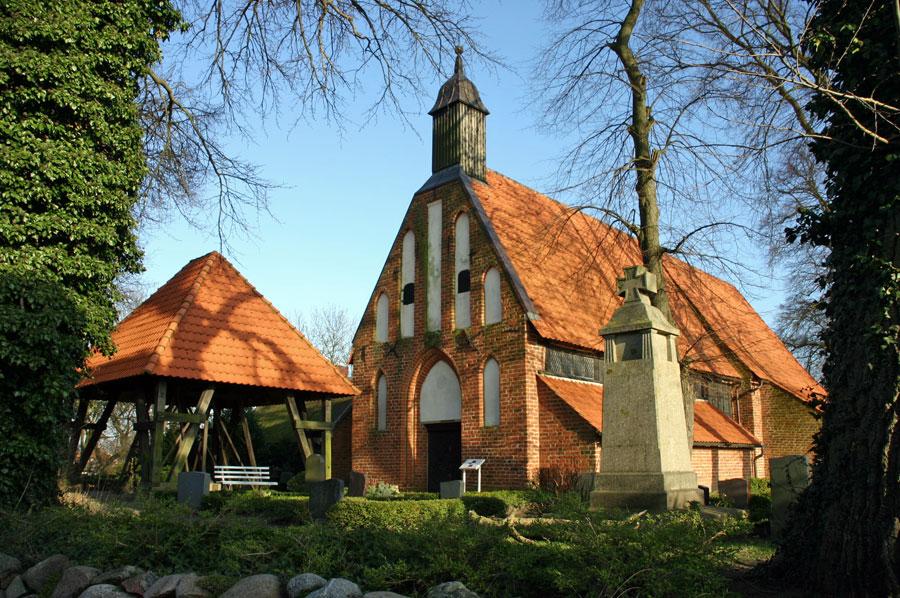 Kirche Waase