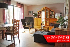 Wohnzimmer Fewo W03