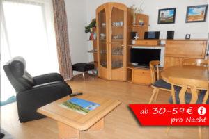 Wohnzimmer Fewo W07
