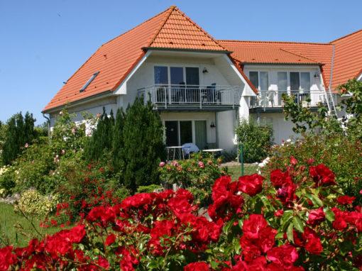 Ferienanlage Volsvitz Grünanlage
