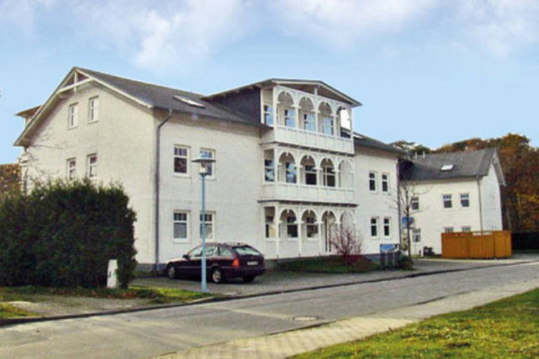 Strandresidenz Juliusruh Haus II