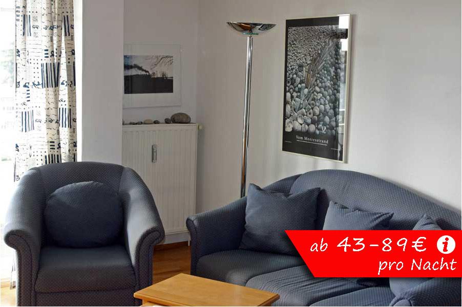 Die Preise sind pro Nacht inkl. verbindlicher Nebenkosten bei einer Belegung von 14 Nächten berechnet.