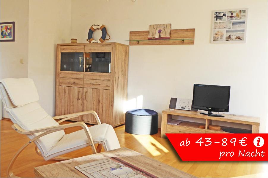Wohnzimmer Fewo 16