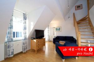 Wohnzimmer Fewo 21