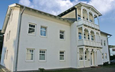 Strandresidenz Juliusruh Haus I Eingangsbereich