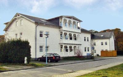 Strandresidenz Juliusruh Haus II Eingangsbereich