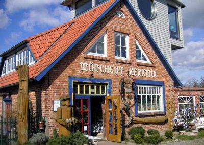 Haus Mönchgut Keramik