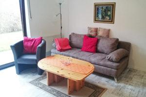 Sofa Ferienwohnung W04