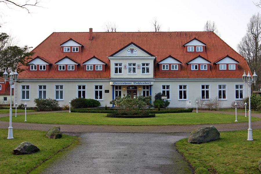Gutshaus Bohlendorf im Jahr 2009