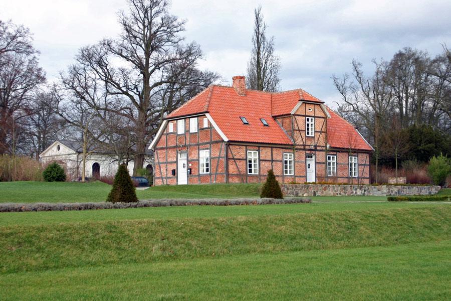 Gutshaus Boldevitz Nebengebäude
