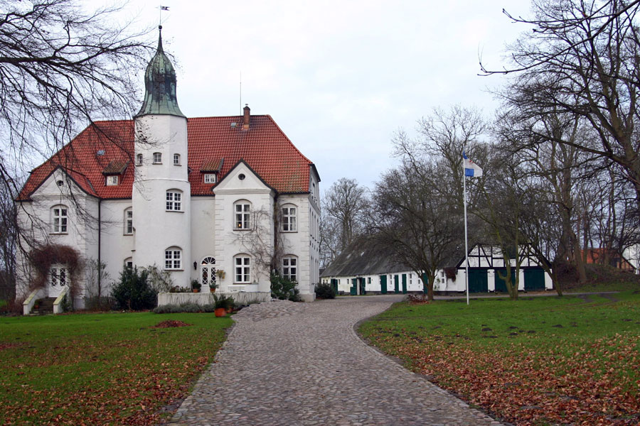Gutshaus Granskevitz im Jahr 2005