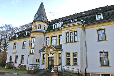 Gutshaus Kapelle im Jahr 2005
