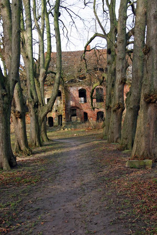 Gutshaus Lancken 2005