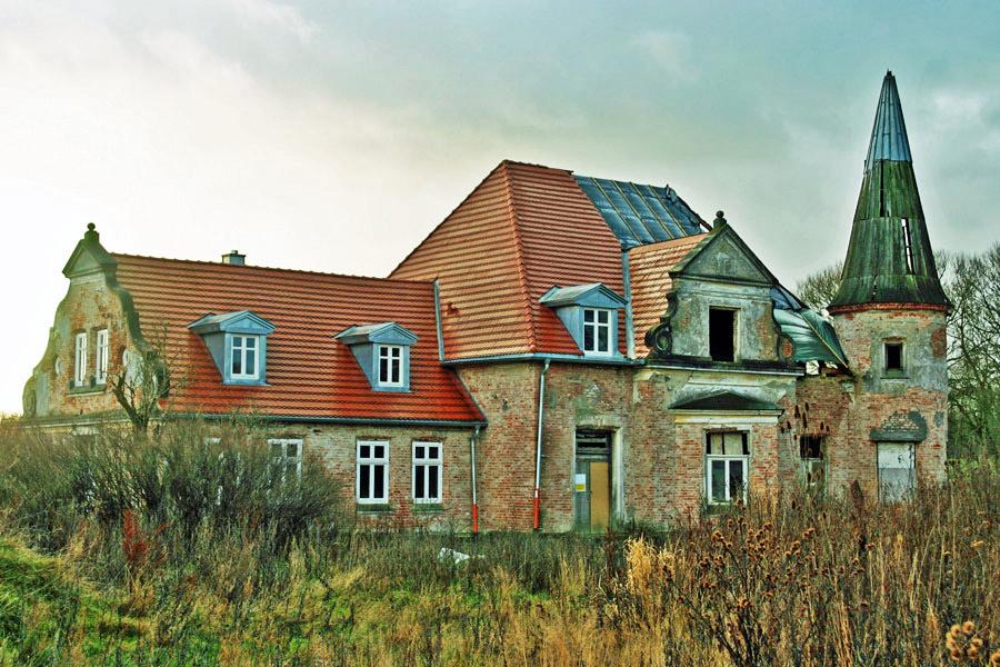 Gutshaus Pastitz 2005