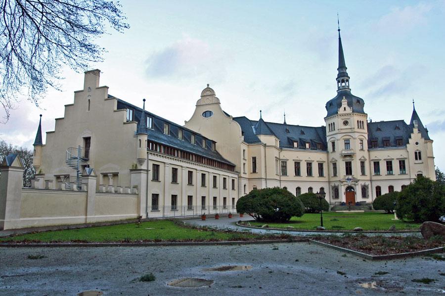 Schloss Ralswiek im Jahr 2005