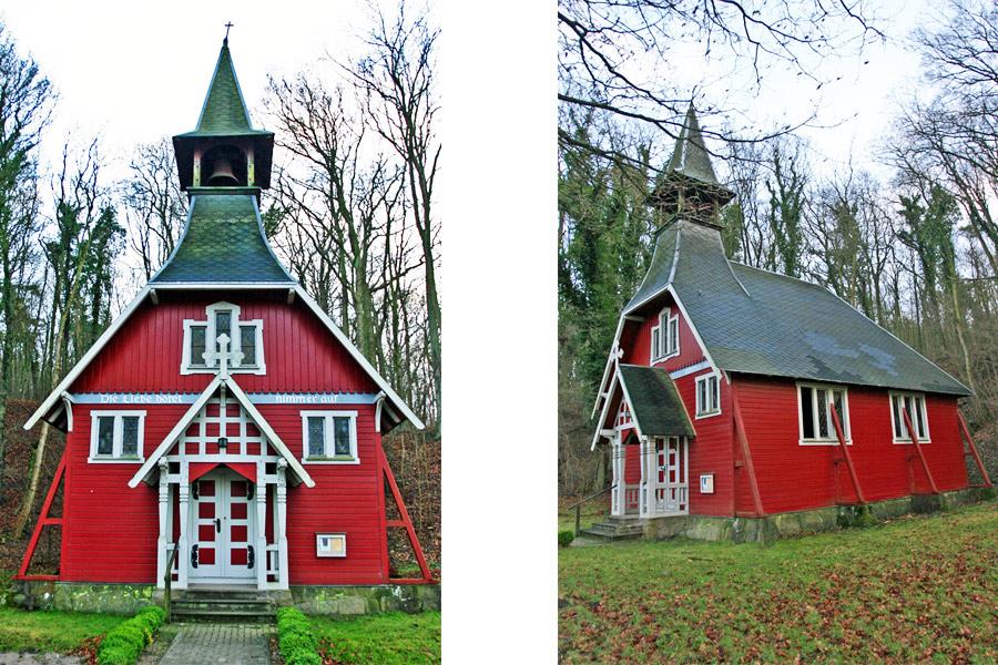 Schwedenkirche Ralswiek 2005
