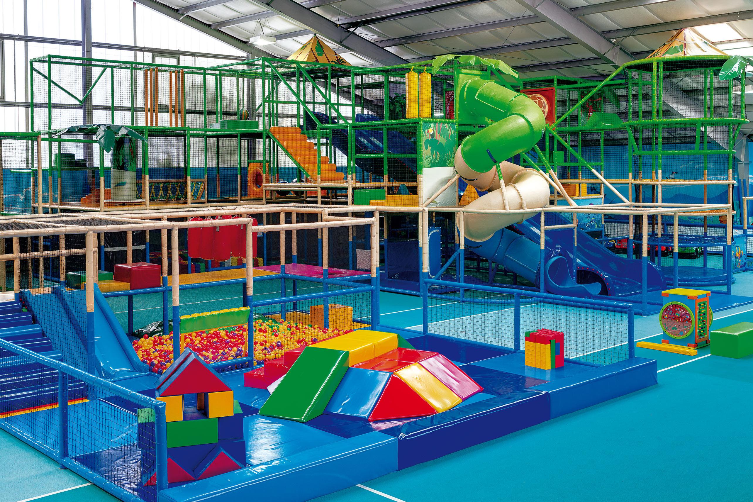 Splash Spielplatz