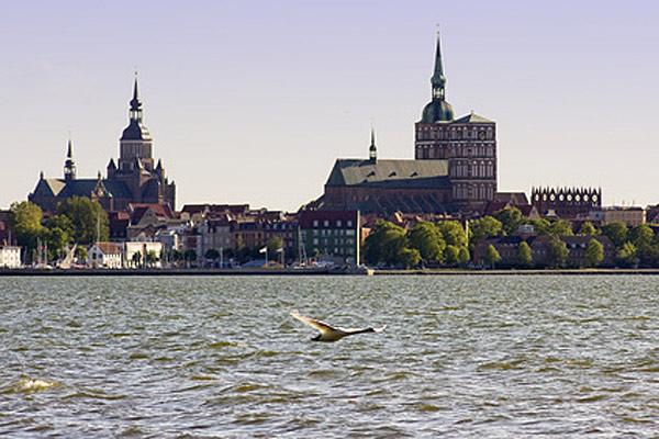 Stralsund Silhouette