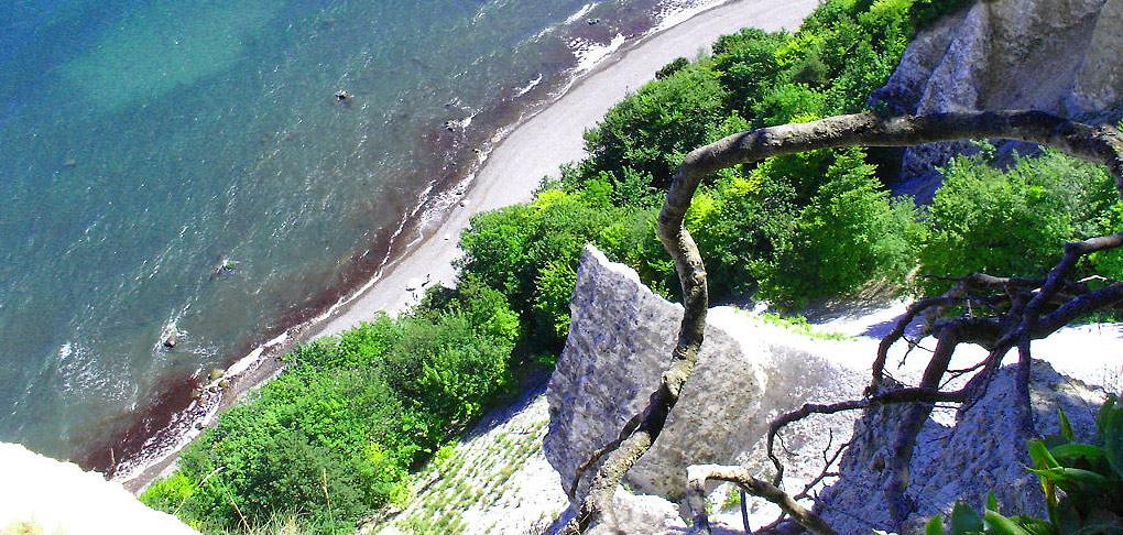 Aussichtspunkt Victoriasicht beim Königsstuhl