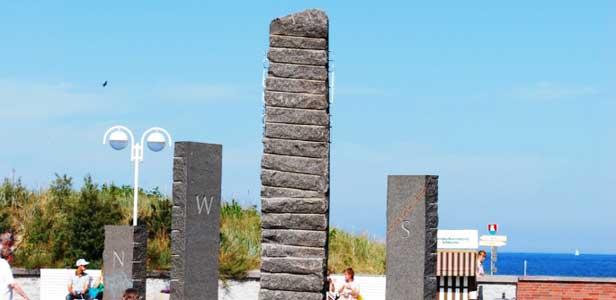 Baabe Säulen