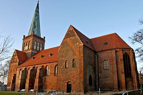 Kirche St. Marien in Bergen