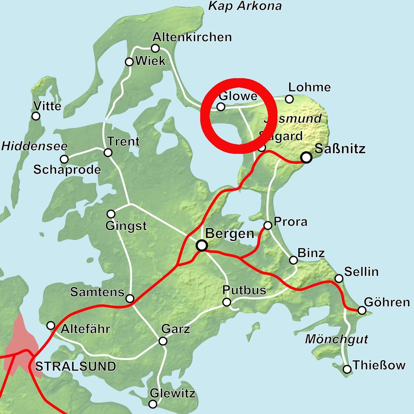 Karte Bobbin