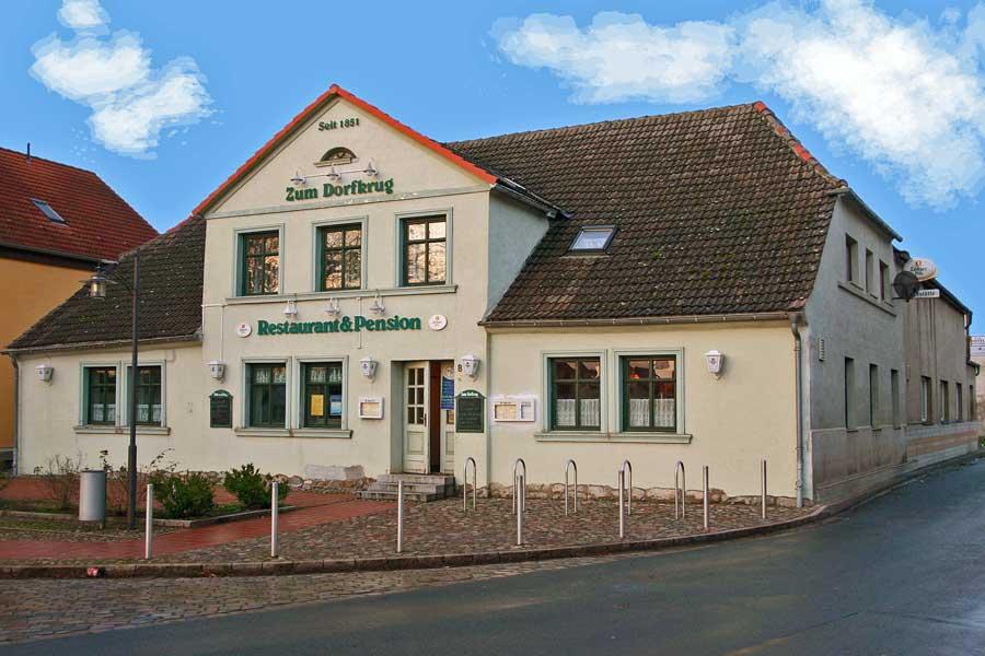 Dorfkrug - Gaststätte in Gingst