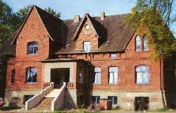 Wohnhaus von Ernst Moritz Arndt in Dumsevitz