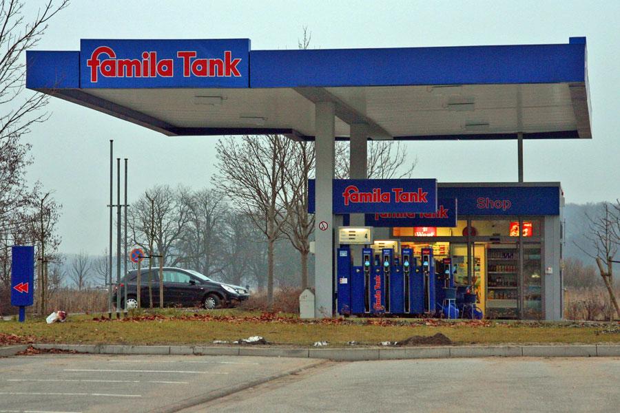 Famila Tankstelle